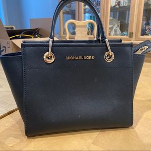 Mini Black Michael Kors Purse